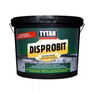 Мастика для кровли и гидроизоляции Disprobit TYTAN