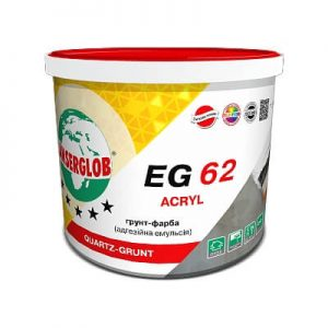 Акриловая грунт-краска ANSERGLOB EG 62 Quartzgrunt