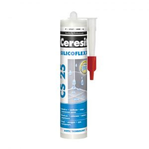 Силиконовый шов CERESIT CS 25 MicroProtect