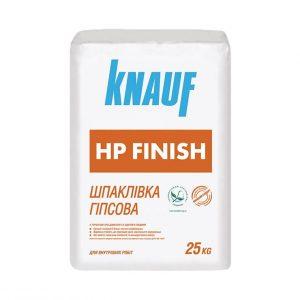 Гипсовая шпаклевка для внутренних работ KNAUF HP Finish