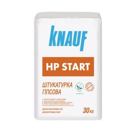 Гипсовая штукатурка для внутренних работ KNAUF HP Start