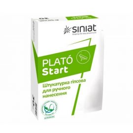 Стартовая штукатурка SINIAT PLATO Start