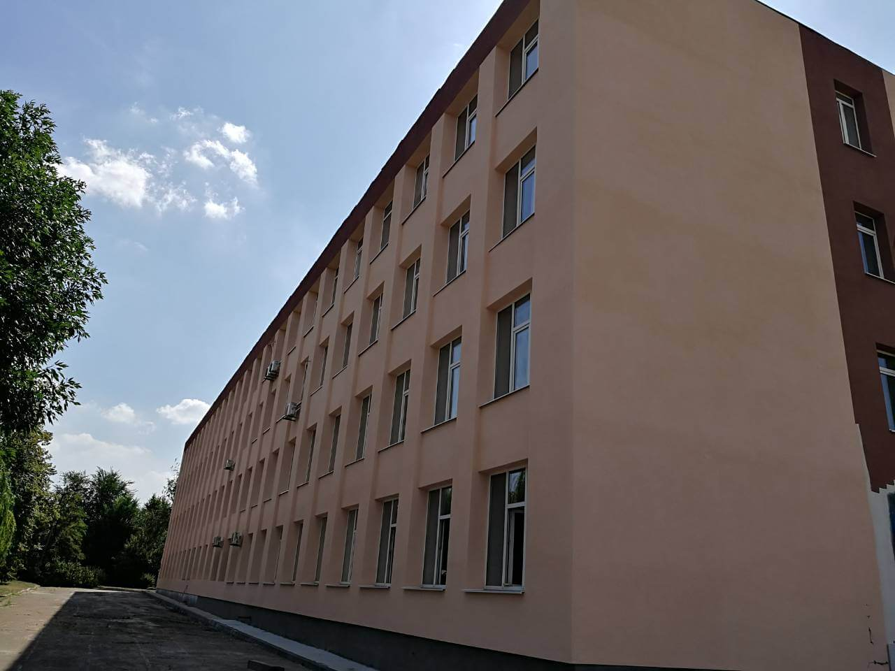 Школа №1, ул. Чкалова 1