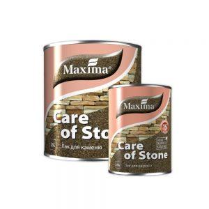 лак для камня maxima