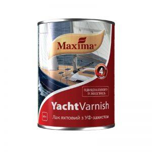 лак яхтный maxima