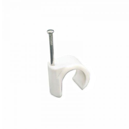 Круглая скоба для крепления кабеля RIGHT HAUSEN