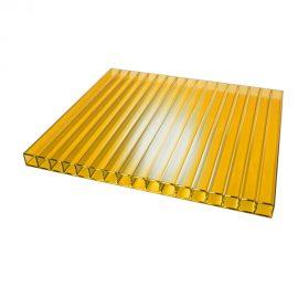 поликарбонат жёлтый