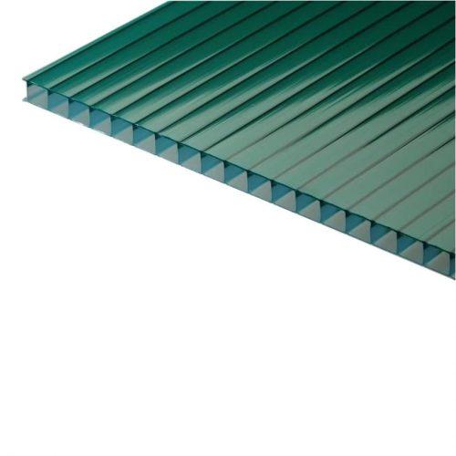 поликарбонат зеленый Polygal