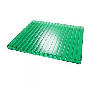 поликарбонат зелёный