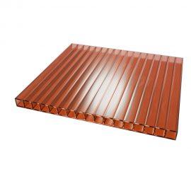 поликарбонат коричневый