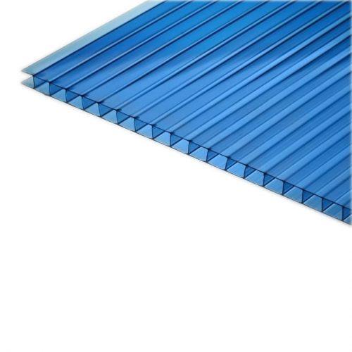 поликарбонат синий Polygal