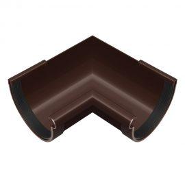 угол-желоба-внутренний-RAINWAY-коричневый