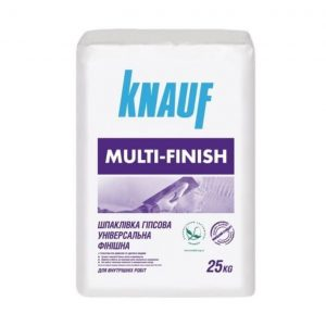 Шпаклевка KNAUF Multi Finish