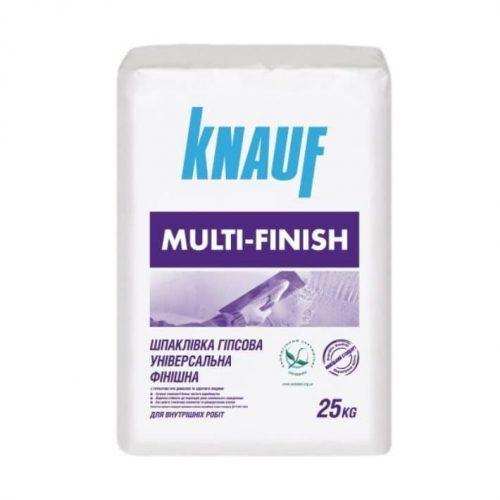 Шпаклевка KNAUF Multi Finish