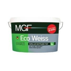 интерьерная краска mgf eco weiss