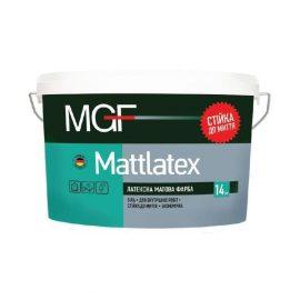 латексная краска mgf Mattlatex