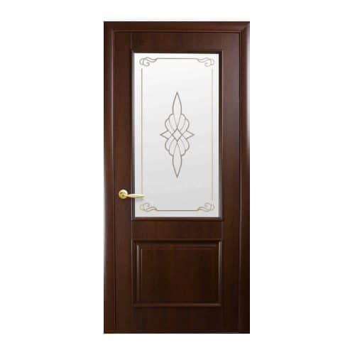 Межкомнатная дверь ВИЛЛА каштан