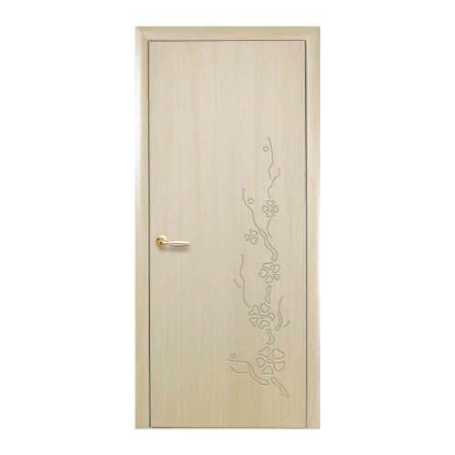 Межкомнатная дверь КОЛОРИ Сакура ясень