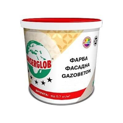 Краска для газобетона ANSERGLOB Gazobeton